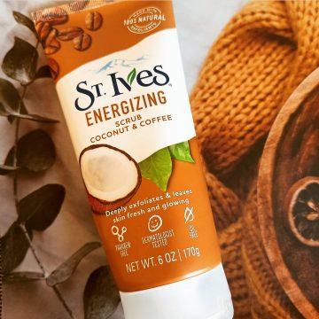 St. Ives Coffee & Coconut Scrub
