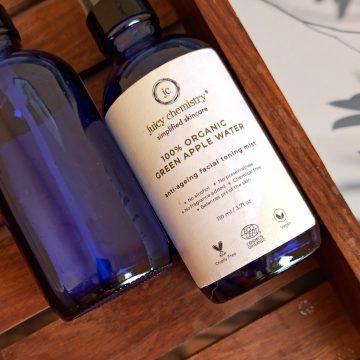 Juicy Chemistry Green Apple Water