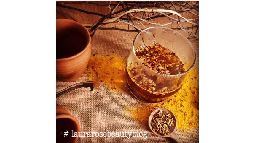 Boost Your Immunity with Turmeric Tea