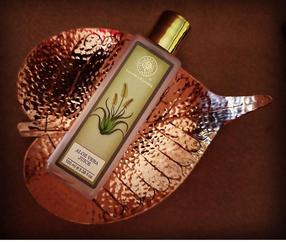 Forest Essentials Aloe Vera Juice