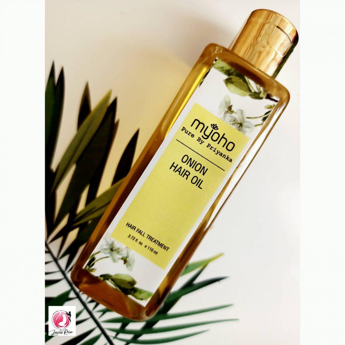 Pure By Priyanka Onion Hair Oil