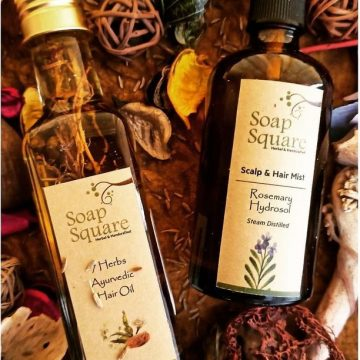 Hair Care With Sosp Square India🍁✨