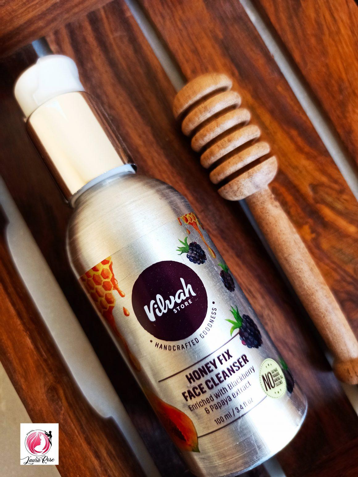 Vilvah Honey Fix Cleanser