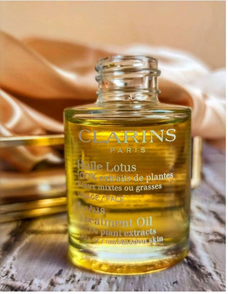 Clarins Lotus Treatment Oil
