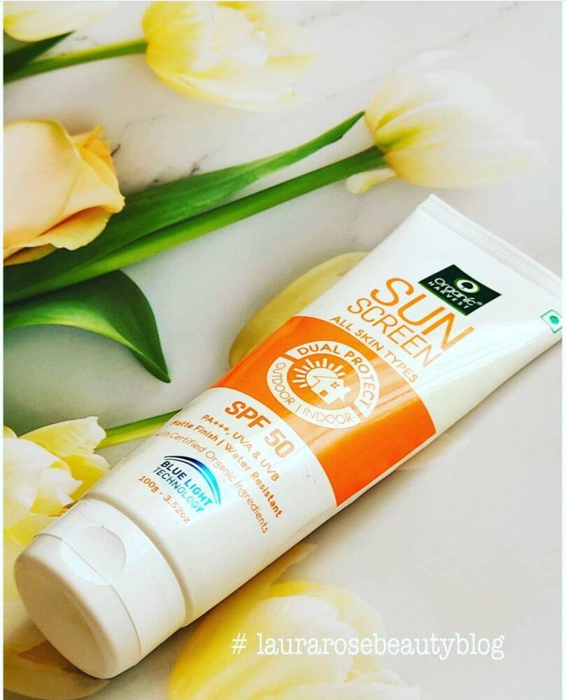 Organic Harvest Sunscreen