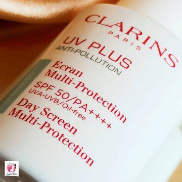 Clarins UV PLUS Anti-Pollution Day Sunscreen