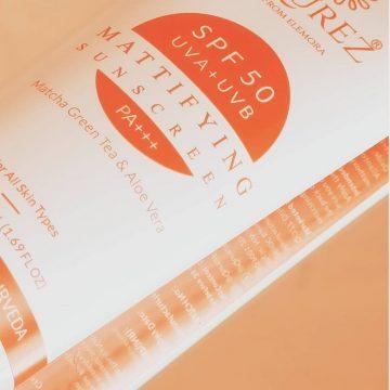 Qurez Sunscreen SPF 50
