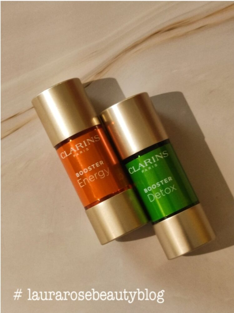 Clarins Boosters
